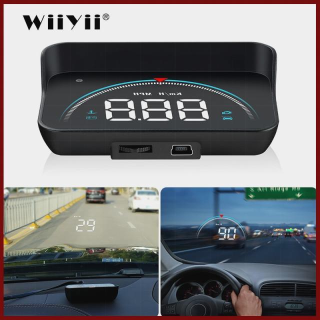 hud auto|digital speedometer gpskm digit