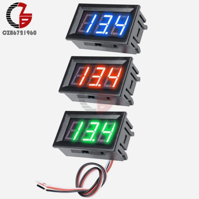 display volt|panel meterpanel voltage meter